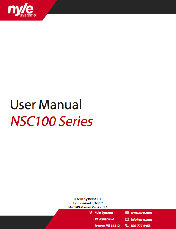 NSC100 Series