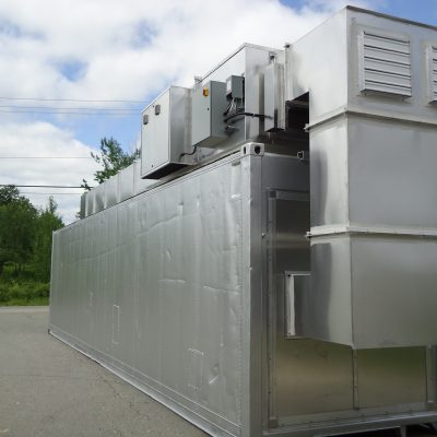 Nyle Heat Treater Rear