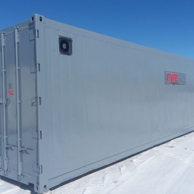 40' Container Kiln