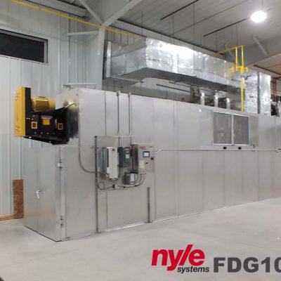 FD-G 1000 Installation