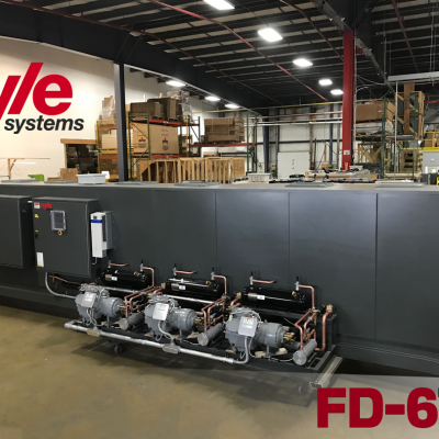 FD-675 Finished and ready to ship!