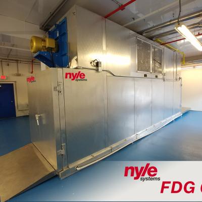 FD-G 600 Installation