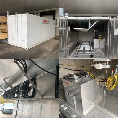 Container Kiln Package