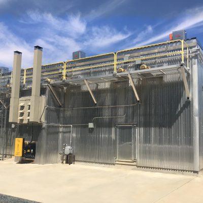 40MBF Indirect Gas Fired Kiln