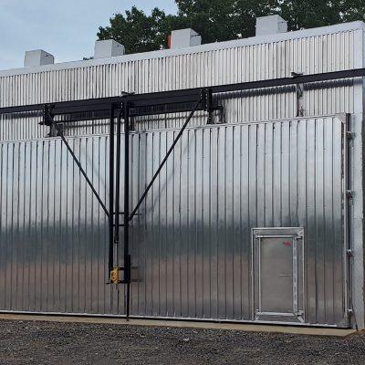 50 MBF DH/ Gas Hybrid Kiln