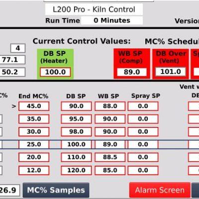 L200 Pro Control - DH Schedule