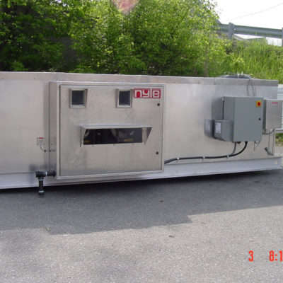 Nyle Heat Treater